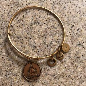 Alex and Ani Disney Magic Kingdom Castle bracelet